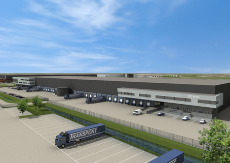 Aberdeen leases DC Miles Waalwijk