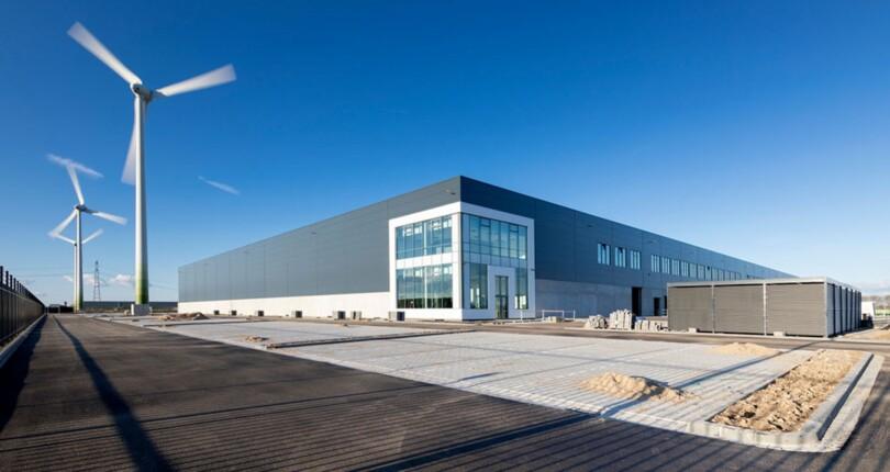 Crocs Europe moves into new warehouse at DistriPark Dordrecht